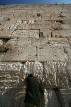 The Kotel / Western Wall – Prayers.  Jerusalem, Israel