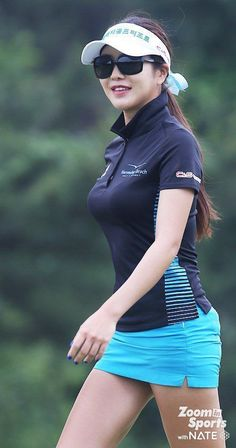 Image result for golf sexy asian caddies