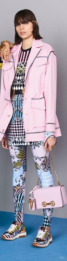 Pre-Fall 2018 Versace