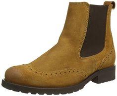 Belmondo 70330105, Damen Chelsea Boots, Beige (cuoio), 37 EU - http://uhr.haus/belmondo/37-eu-belmondo-70330102-damen-chelsea-boots-blau