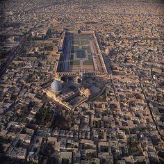♥ Naghshe Jahan Sq., Esfahan - IRAN