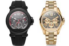 Michael Kors lanza su línea de smartwatches con Android Wear