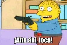 Read Hermanos, Antonio y secretos from the story WhatsApp Cartoon Memes, Cartoon Shows, Simpsons Frases, Ralph Wiggum, Funny Spanish Memes, Meme Template, New Memes, Meme Faces, Cute Disney