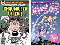 comic book cover art - Google Search