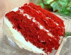 December 20: Red Velvet Cake