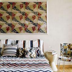 L'appartement années 30 de Rosita Missoni à Milan - Marie Claire Maison