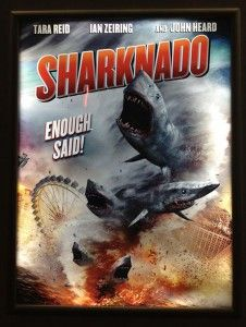 """Sharknado   Rochelle Moulton. While there is no magic formula (sorry, there just isn't) to create your version of a cult classic, there are some things you can do to improve your chances. The producers of """"Sharknado"""" did every single one. And so can you. #branding #marketing"""