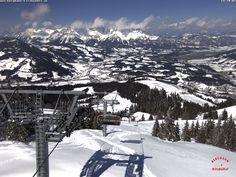 Kitzbuhel webcam Walde Bergstation Skiweather.eu