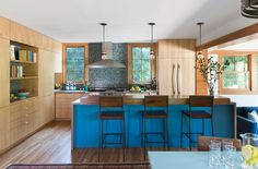 Kitchen Renovation in collaboration with Burton Architecture Brian Dittmar Design, Inc. Alameda CA