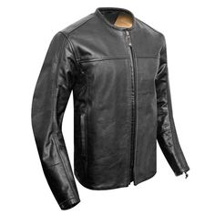 Roland Sands Barfly Black Jacket