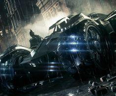... Batman, Bat Mobile ...