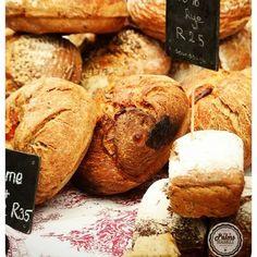 delicious handmade sourdough bread
