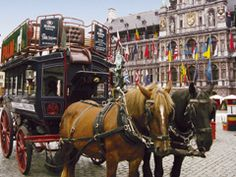 Owned & operated fleet, with the best docking locations in Europe. Places Around The World, Around The Worlds, Antwerp Belgium, Peter Paul Rubens, Old Building, Town Hall, Day Tours, Our Lady, Free Time