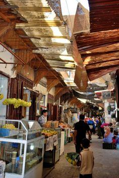 Medina Souks - Fes, Morocco