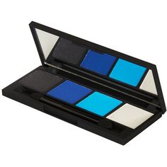 TOPSHOP Atlantis Eye Palette (25 CAD) ❤ liked on Polyvore featuring beauty products, makeup, eye makeup, eyeshadow, beauty, eyes, fillers, multi, eyeshadow brush and shadow brush