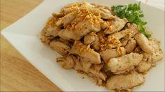 Garlic Pepper Chicken ไก่ผัดกระเทียม (gai pad gratiem)