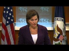 U.S. Department of State Spokesperson Victoria Nuland leads the Daily Press Briefing at the U.S. Department of State in Washington, D.C. on January 9, 2013. [Go to http://video.state.gov for more video and text transcript.]