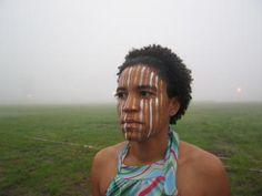 The epic crossings of an Ife head | Women & Their Work | Austin, Texas
