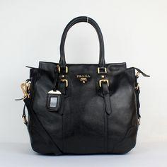 Prada+Handbags | 70% OFF|Black prada handbag_Prada tote bag discount