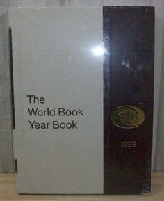 THE WORLD BOOK YEAR BOOK1999 (Year in review 1998)  Encyclopedia - NEW