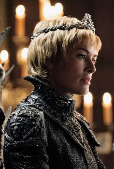 Cersei Lannister in Game of Thrones Season 7