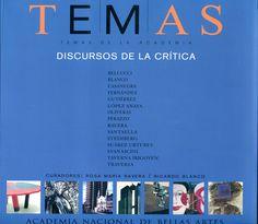 Bellucci, Blanco, Casanegra, Fernández, Gutiérrez, López Anaya, Oliveras, Perazzo, Ravera, Santaella, Steimberg, Suárez Urtubey, Svanascini, Taverna Irigoyen, Traversa. ANBA, 2007.
