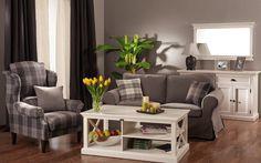 Poťah na sedačku a kreslo z kolekcie Edinburg.  #potah#IKEA#kreslo#obyvacka Ikea, Sweet Home, Couch, Fabric, Furniture, Home Decor, Copenhagen, Living Room, Tejido