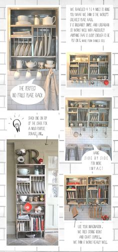 The Plate Rack. I wish I could find this