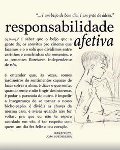 Responsabilidade Afetiva