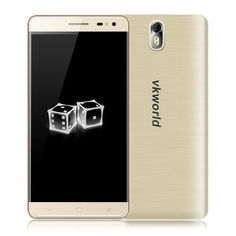 Vkworld G1 Phone 5.5 inch Android 5.1 4G Phablet MTK6753 Octa Core 1.3GHz 3GB RAM 16GB ROM Cameras GPS AGPS WiFi Bluetooth 4.0