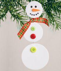 Décorer le sapin de noël : Idées de décorations et ornements de noel à fabriquer - bricolage de noel facile avec enfants - Univers Créatif