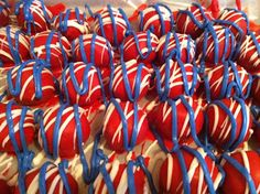 The Cookie Crumbles: Oreo Balls, Patriot Style