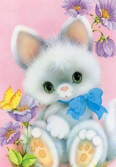 Cute Cartoon Images, Cute Cartoon Girl, Cartoon Pics, Cute Images, Cute Pictures, Unicorn Party Plates, Little Bunny Foo Foo, Cute Easy Drawings, Cartoon Profile Pics