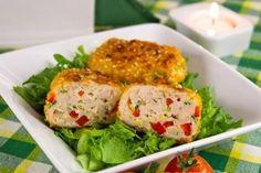 Диетические, легкие и вкусные котлеты со сладким перцем » Кулинарные рецепты