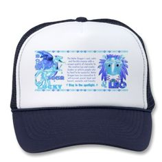 Valxart 2012 2072 1952 WaterDragon zodiac Leo Mesh Hats