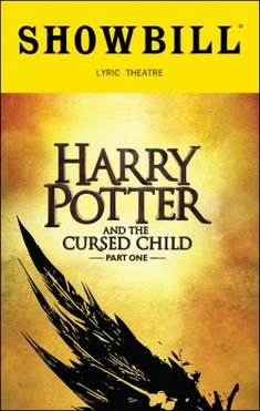 Harry Potter and the Cursed Child Parts One and Two on May 2, 2018.