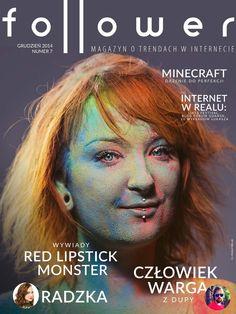 www.follower.pl #redlipstickmonster #zdupy #radzka #socialmedia