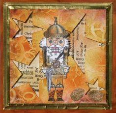 No. 1 - Eine Weihnachtskarte für Dich!; die Karte - Daniela Rogall Magic Paper - Viva Decor