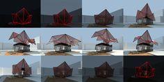 magma architecture -Warrior Square Café