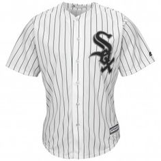 Chicago White Sox Majestic MLB Jeff Samardzija Cool Base Replica Player Plus Size Jersey (White)