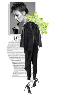 A fashion look from December 2014 featuring v-neck shirt, fur-lined coats and Jean-Paul Gaultier. Browse and shop related looks. Aquazzura, Jean Paul Gaultier, Givenchy, Fashion Looks, Ruffle Blouse, V Neck, Polyvore, Furniture, Women