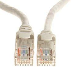 AmazonBasics Câble ethernet RJ45 cat5 de 15,2m