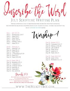 Inscribe the Word . — Symphony of Praise Scripture Writing Plan Inscribe the Word Bible Study Plans, Bible Plan, Bible Study Tips, Bible Study Journal, Bible Lessons, Scripture Journal, Art Journaling, Scripture Reading, Scripture Study