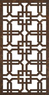 """panel for stair void decopaneldesigns. """"Structured"""" - -screen panel for stair void decopaneldesigns. Laser Cut Screens, Laser Cut Panels, Gate Design, Door Design, Jaali Design, Decorative Screen Panels, Motif Oriental, Window Grill Design, Partition Design"""