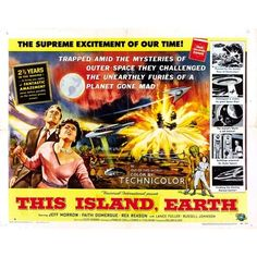 1950s Sci-Fi Movies | This Island Earth Movie