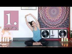 1.Hafta ♥ Yavaşla, Nefes al ve Başla | 4 Haftalık Yoga Dersi - YouTube