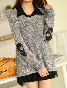 new women's fall and winter clothes sweater | women's style 2013