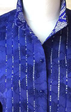 Tiny strips of print - Ann Williamson - Pieced Stripe Jackets |