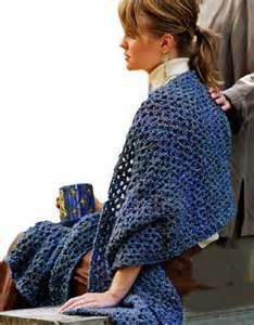 Crochet Prayer Shawl / Healing Shawl