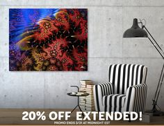 Discover «Marine», Numbered Edition Canvas Print by Diana  Coatu - From $49 - Curioos